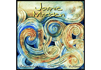 Joanie Madden - A WHISTLE ON THE WIND - (CD)