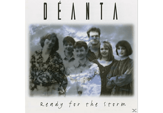 Deanta - READY FOR THE STORM - (CD)