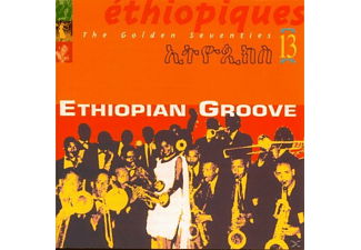Ethiopiques 13 - Ethiopians Groove Vol 13 - The Golden Seventies - (CD)