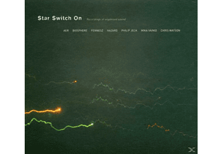 VARIOUS - Star Switch On - (CD)