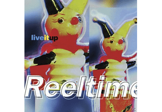 Reeltime - LIVE IT UP - (CD)