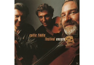 Celtic Fiddle Festival (Burke/Cunningham/Lemaitre), Celtic Fiddle Festival (Burke/Cunningham/Lemai - ENCORE - (CD)