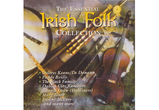 VARIOUS - Essential Irish Folk - (CD)