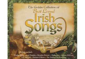 VARIOUS - Best Loved Irish Songs - (CD)