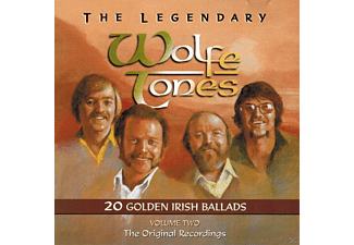 The Wolfe Tones - 20 Golden Irish Ballads Vol.2 - (CD)