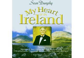 Sean Dunphy - My Heart Is In Ireland - (CD)