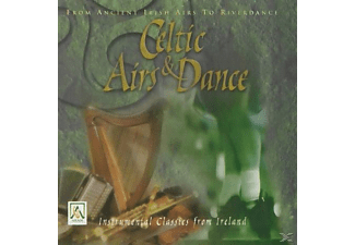 The Celtic Orchestra - Celtic Airs & Dance - (CD)