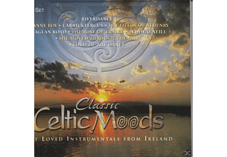 VARIOUS - Classic Celtic Moods - (CD)
