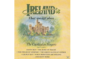 The Castleglen Singers - Ireland That Special Place - (CD)