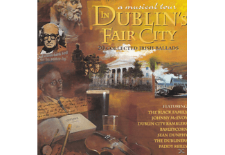 VARIOUS - In Dublin's Fair City - (CD)