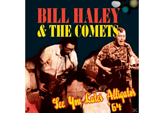 Bill Haley & The Comets - See You Later Alligator - (CD)