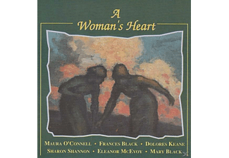 Various/Irish Female Vocal - A Woman's Heart - (CD)