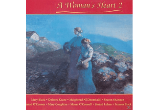 VARIOUS - A Woman's Heart 2 - (CD)