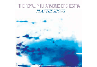 Rpo - Play the Shows Vol. 1 - (5 Zoll Single CD (2-Track))