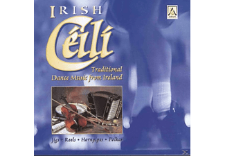 VARIOUS - Irish Ceili Traditional Music - (CD)