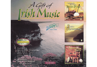 VARIOUS - A Gift Of Irish Music - (CD)