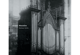 Marhaug / Asheim - Grand Mutation - (CD)