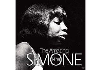 Nina Simone - THE AMAZING, NINA SIMONE - (CD)