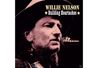 Willie Nelson - Building Heartaches - (CD)