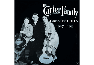 The Carter Family - Greatest Hits 1927-1934 - (CD)