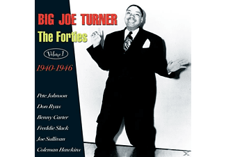 Big Joe Turner - The Forties Vol.1 1940-1946 - (CD)