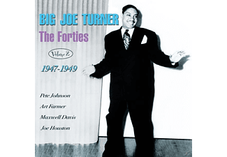 Big Joe Turner - The Forties Vol.2 1947-1949 - (CD)
