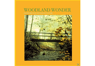 Sound Effects - Woodland Wonder - (CD)