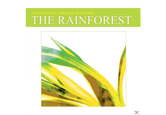 Instrumental Sounds Of Nature - The Rainforest - (CD)