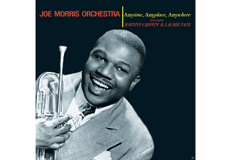 Joe Orchestra Morris - Anytime, Anyplace, Anywhere - (CD)