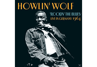 Howlin' Wolf - Live In Germany - (CD)