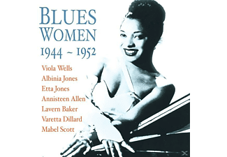 VARIOUS - Blues Women (1944-52) - (CD)