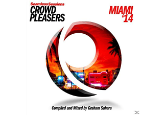 Graham Sahara - Miami '14-Seamless Sessions Crowd Pleasers - (CD)