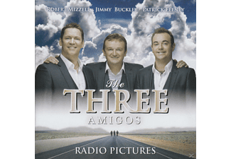 The Three Amigos - Radio Pictures - (CD)
