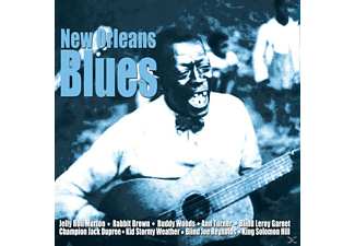 VARIOUS - New Orleans Blues - (CD)