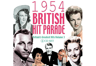 VARIOUS - The 1954 British Hit Parade - (CD)