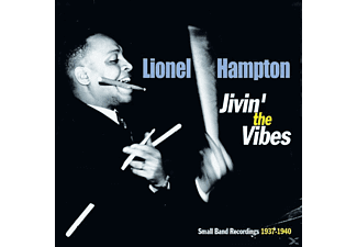 Lionel Hampton - Jivin' The Vibes - (CD)