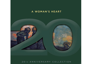 VARIOUS - A Woman's Heart (+1 Bonus) - (CD)