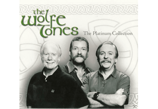 The Wolfe Tones - The Wolfe Tones/The Platinum Collection - (CD)