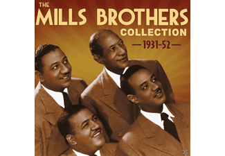 The Mills Brothers - The Mills Brothers Collection 1931-52 - (CD)
