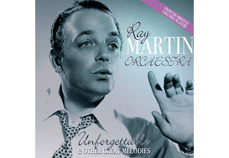 Ray Orchestra Martin - Unforgettable & Other Great Melodies - (CD)