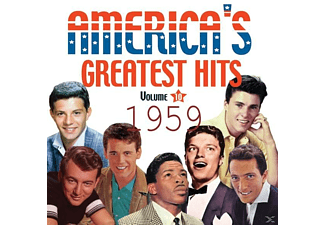 VARIOUS - America's Greatest Hits 1959 - (CD)