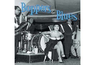 Boppers & The Blues - Boppers & The Blues - (CD)