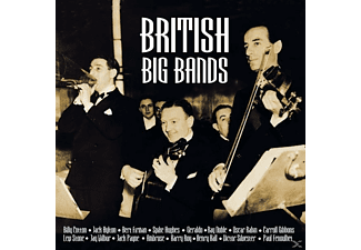 British Big Bands - British Big Bands - (CD)
