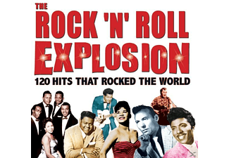 VARIOUS - The Rock 'n' Roll Explosion - (CD)