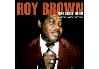 Roy Brown - Good Rockin Tonight - (CD)