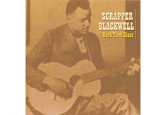 Scrapper Blackwell - Hard Time Blues - (CD)