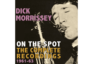 Dick Morrissey - On The Spot - The Complete Recordings 1961-63 - (CD)