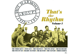 VARIOUS - That's The Rhythm (Vol.1) - (CD)