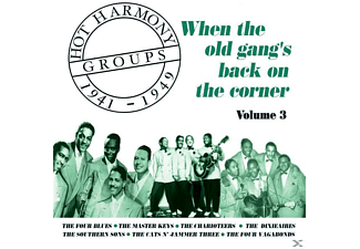 VARIOUS - When The Old Gang's Back On The Corner (Vol. 3) - (CD)