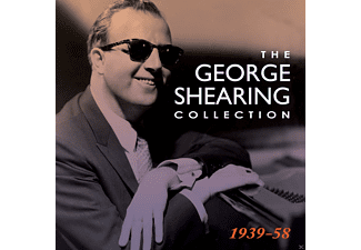 George Shearing - The George Shearing Collection 1939-58 - (CD)